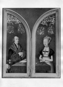 Altarbild Kerkring - Joris