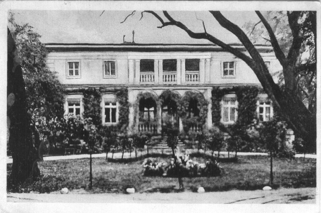 Klein Zindel um 1912