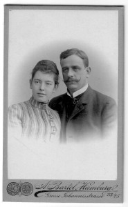 Bruno und Aline Becker