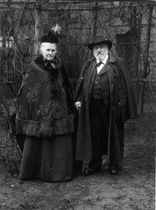 Hermann und Therese Becker
