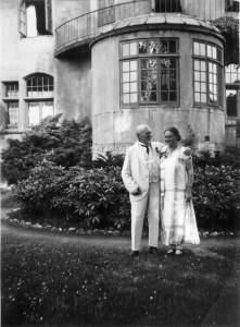 Ernst und Gertrud Becker