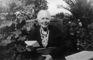 Margarethe Becker, verh. König