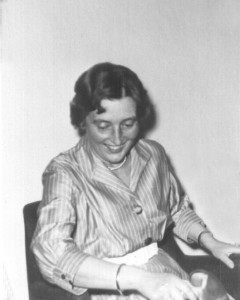 Lilo Vogel, geb.Becker