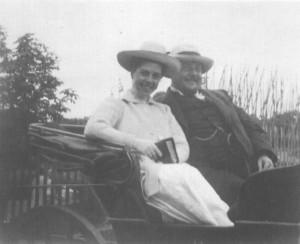 Adolph und Käthe Becker