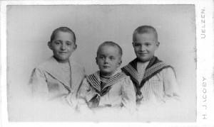 Die drei Söhne Schmidt