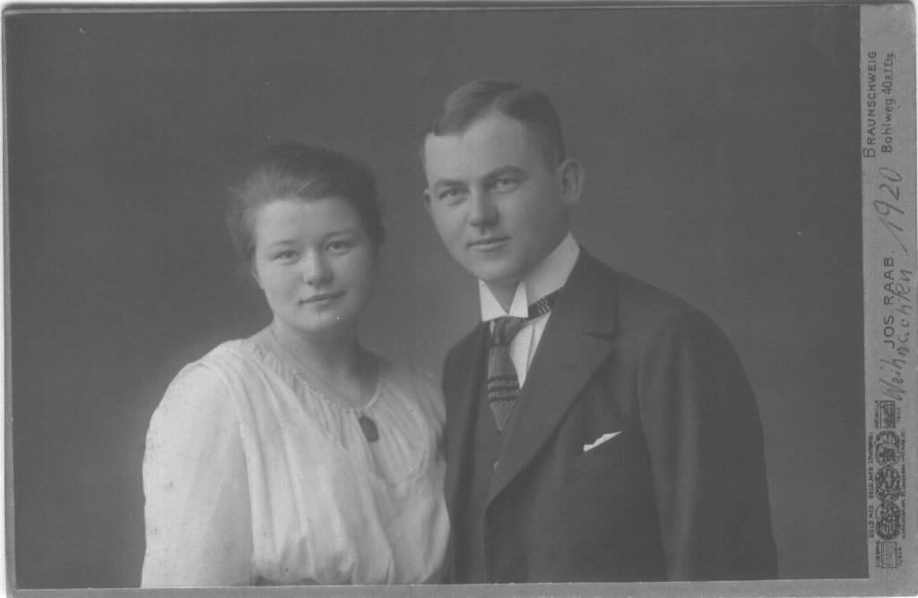Becker,Elisabeth - Gehrdts,Friedrich-Carl