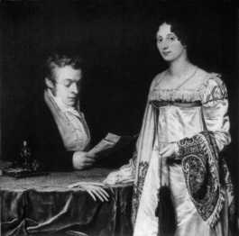 Das Ehepaar Suermondt - Twiss