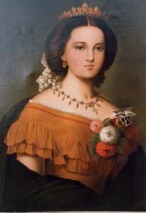 Friederike, geb. Cockerill