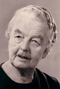 Margarita Lillelund, geb. Becker
