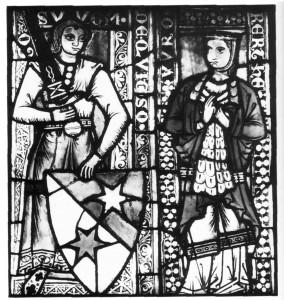 Conrad und Margarethe von Quitzow