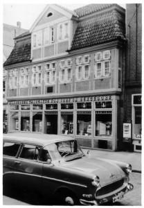 Soltau-Haus um 1960