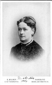 Sylvie Becdker, geb. Meyer
