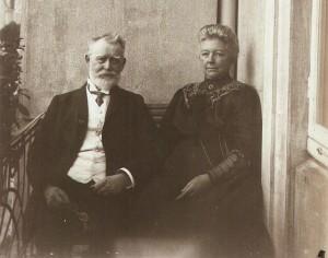 Engelbert und Margarita Secker