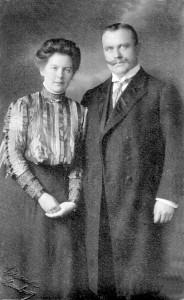 Helene und Fritz Hemer