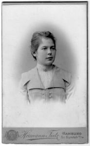Helene Hemer geb. Secker