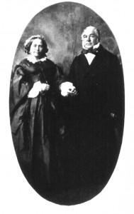 Ernst August und Johanne Becker