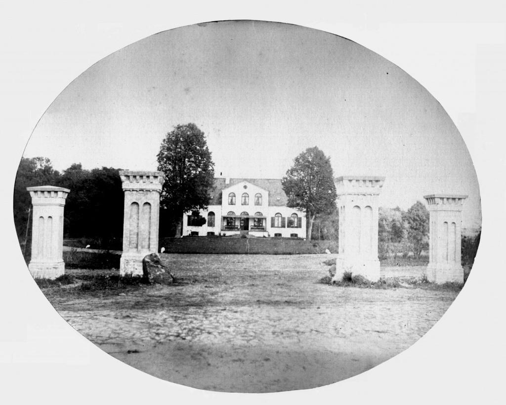 Mönkhagen - vor 1870