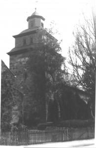 Kirche Kl. Lengden - 1973