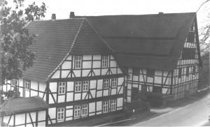 die ehemalige Papiermühle in Klein Lengden