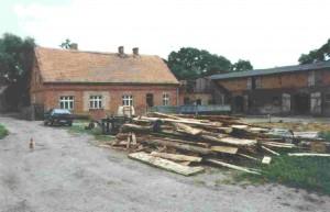 Gr.Schönwalde - der Hof