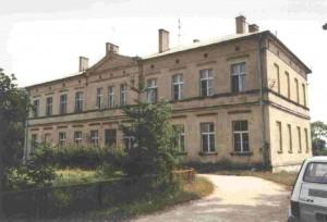 Groß Schönwalde - Front