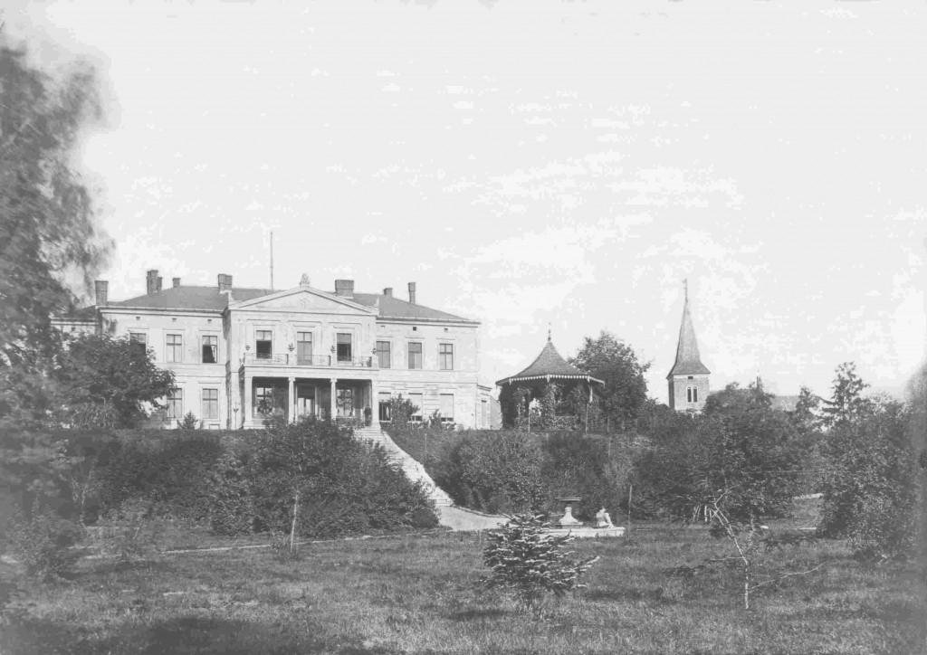 Gutshaus um 1890