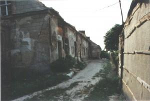 Weidenhof - Rückseite - 1995