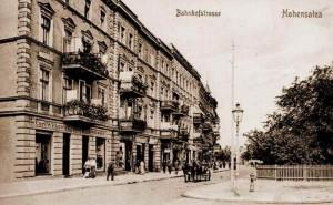 Hohensalza,Bahnhofstraße