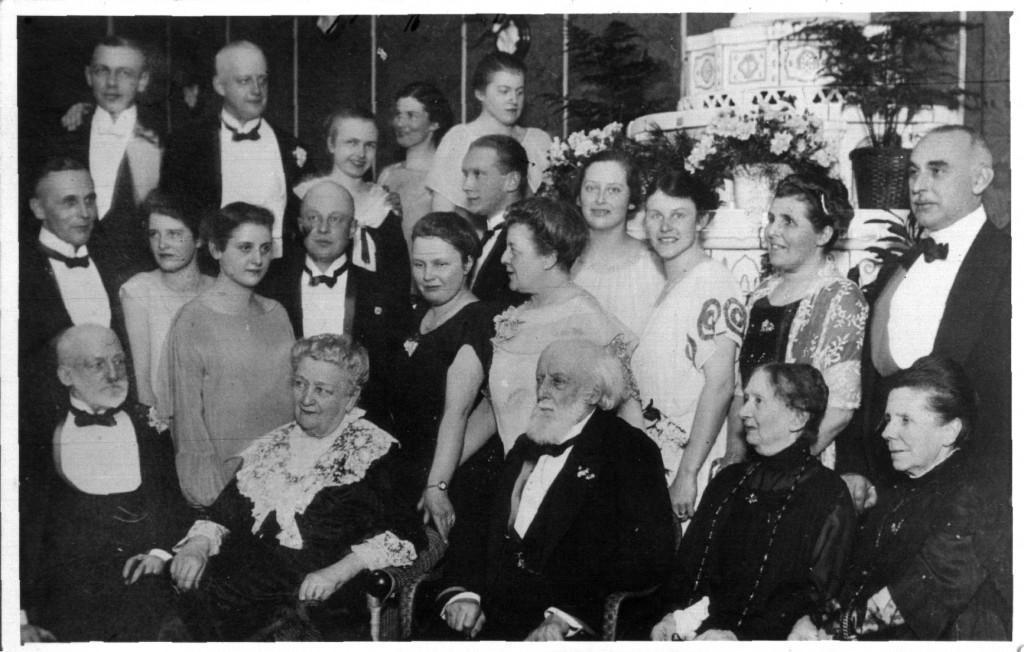 Diamantene Hochzeit William-Emilie Suermondt