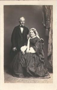 Heinrich Becker und Christine geb. Wilhelm