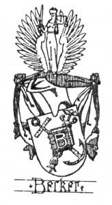 Wappen Heinrich Becker