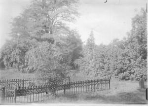 Die Beckerschen Gräber auf dem Friedhof in Uelzen