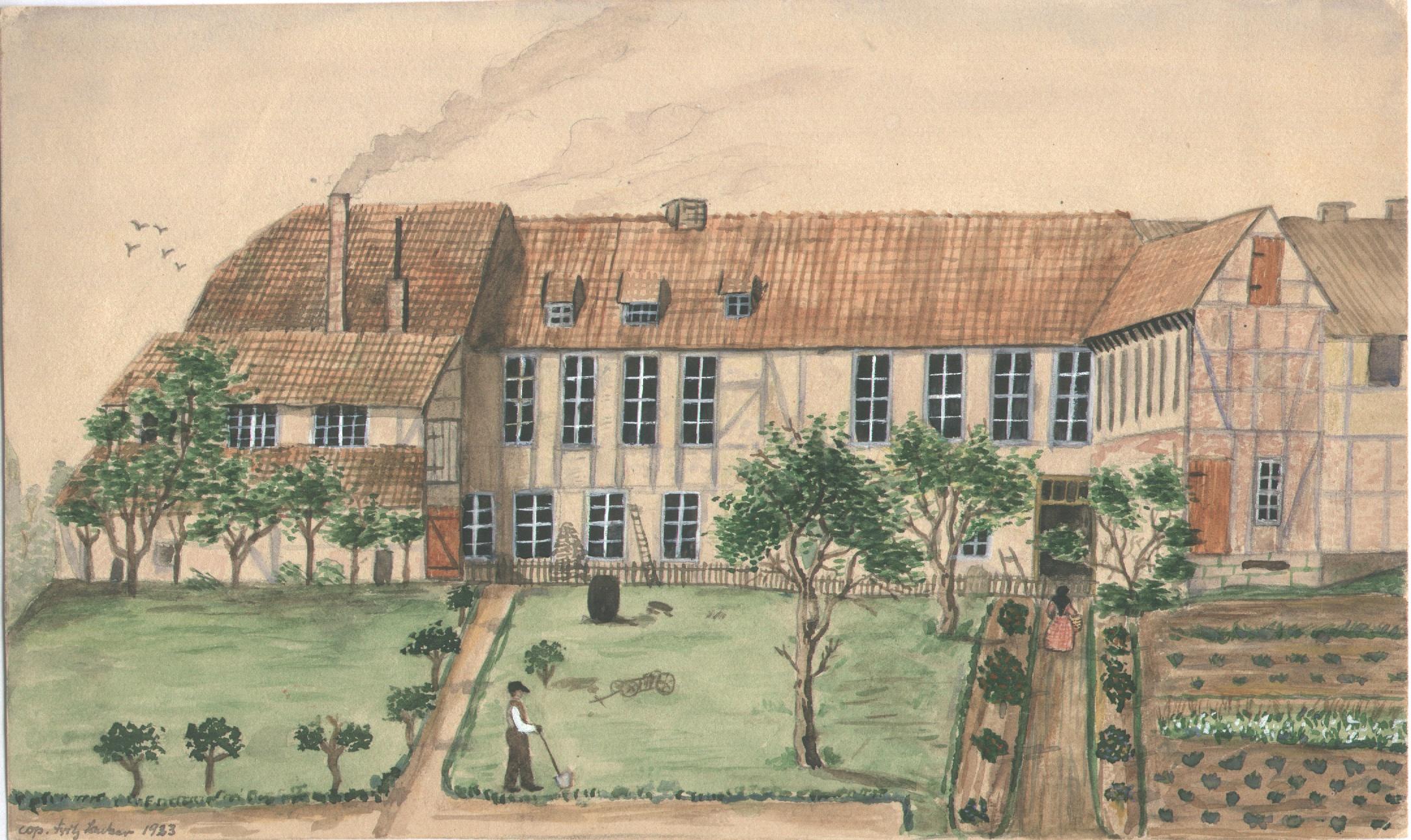 Becker, D.G.Wohnhaus
