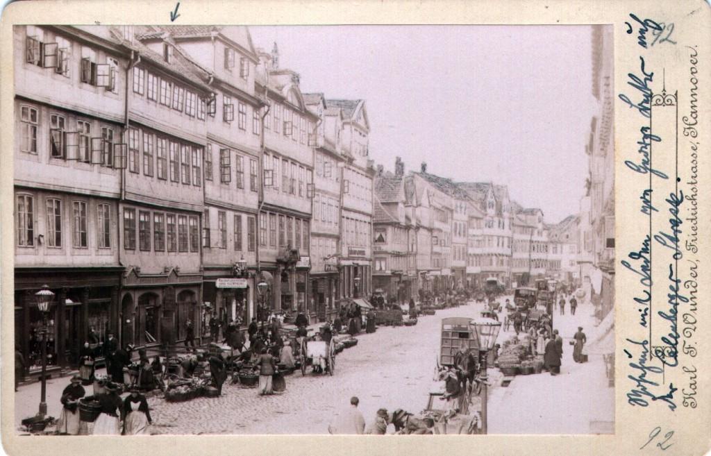 Calenberger Straße in Hannover