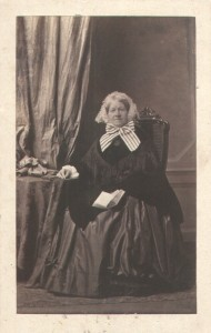 Christine Ch.Becker, geb. Flügge