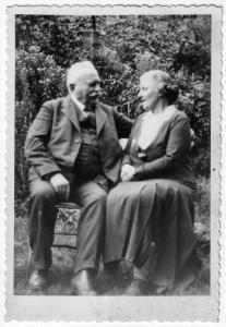 Rolf und Frida Becker