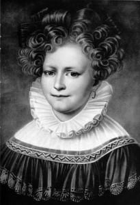 Maria Philippina Prieger, geb. Ackva