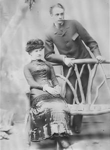 Oscar und Marie Suermondt 1881