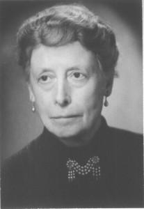 Elsie Suermondt - 1940