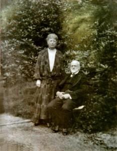 Elsie und Henry Suermondt