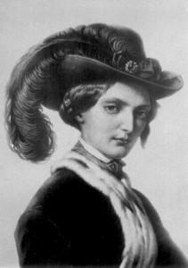 Amalie geb. Cockerill