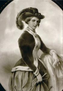 Amalie Elise Suermondt, geb.Cockerill