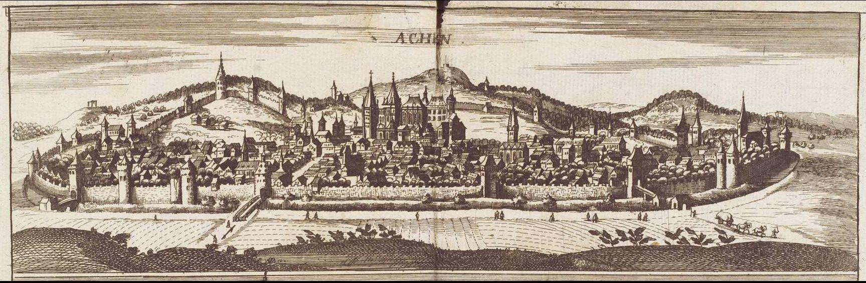 Aachen - 1690