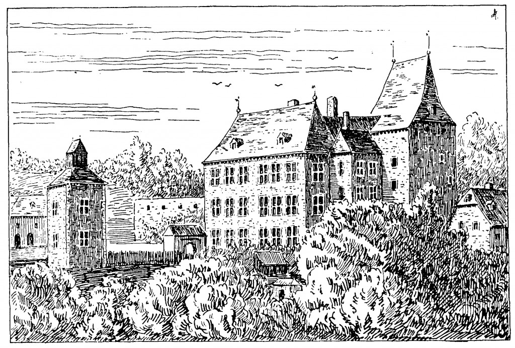 Alensberg bei Moresnet