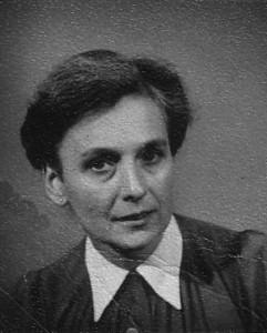 Ilse Becker, geb. Schwarz