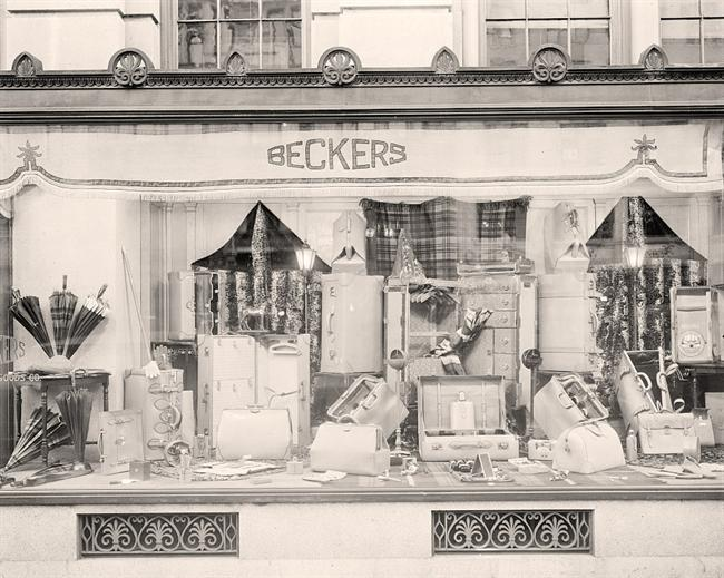 Beckers-Leather-Display