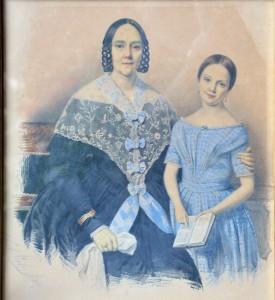 C.W.D.Banck verw.de Vos u-Tochter Frederika