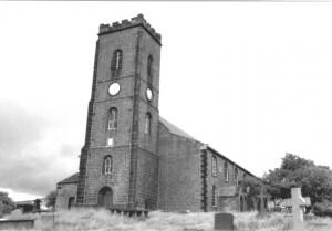 Kirche in Haslingden