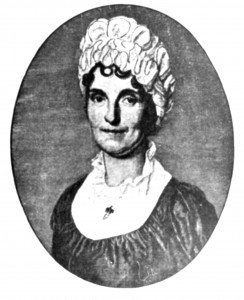 Elizabeth, geb. Charles