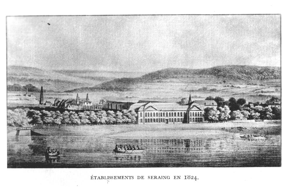 Seraing 1824